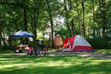 Camping en basse saison